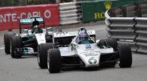 Keke Rosberg - Nico Rosberg - GP Monaco - Formel 1 - Donnerstag - 24.5.2018