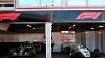 Keke Rosberg & Nico Rosberg - Williams FW08 & Mercedes W07 - Showrun - GP Monaco 2018