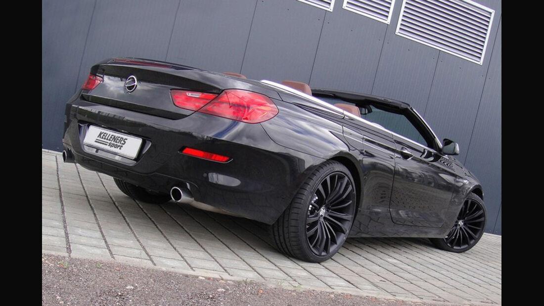 Kelleners BMW 6er cabrio