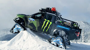 Ken Block - F150 Raptor SVT - Monster RaptorTraxx - 2014