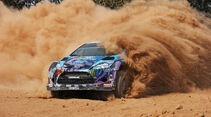Ken Block, Ford Fiesta, Rallye-WM, Mexiko