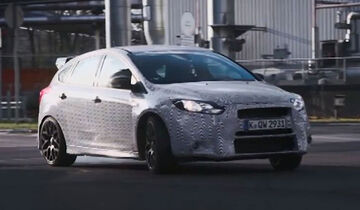 Ken Block Ford Focus RS