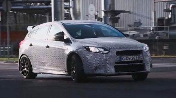 Ken Block Ford Focus RS