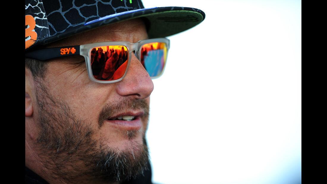 Ken Block - Formel 1 - GP USA - Austin - 17. November 2012
