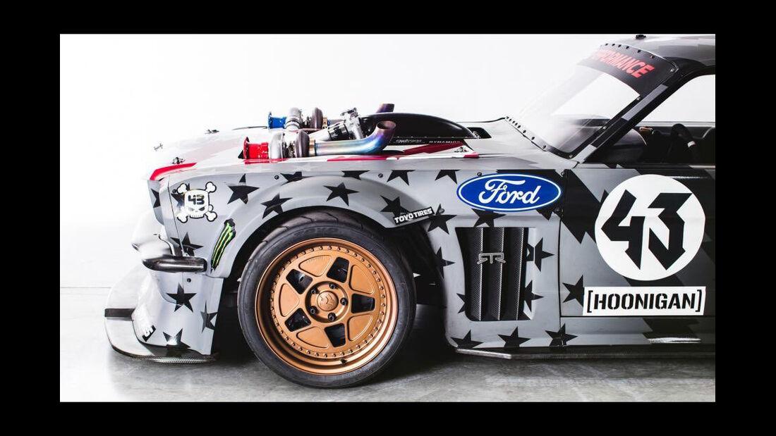 Ken Block - Hoonicorn V2 - Ford Mustang - Turbo - 2016