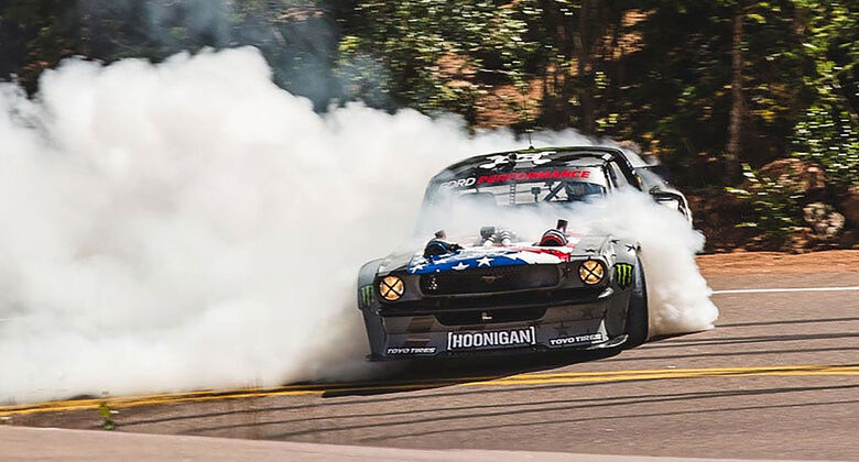 Ken Blocks Hoonicorn V2