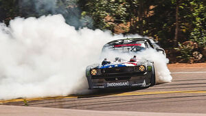 Ken Block - Hoonicorn V2 - Ford Mustang - Turbo - 2016