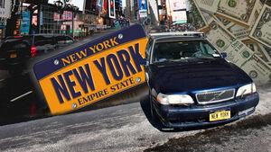Kennzeichen New York Verkauf 20 Millionen Volvo