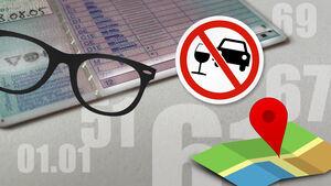 Kennziffern Führerschein Zeile 12 EU Scheckkarte