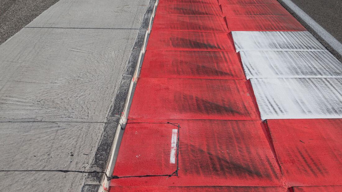 Kerbs - Formel 1 - GP Ungarn - 22. Juli 2016