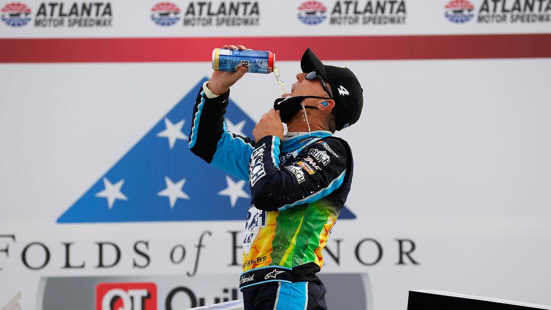 Kevin Harvick - Nascar - Atlanta - Juni 2020