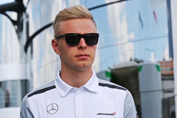 Kevin Magnussen - Formel 1 - 2014