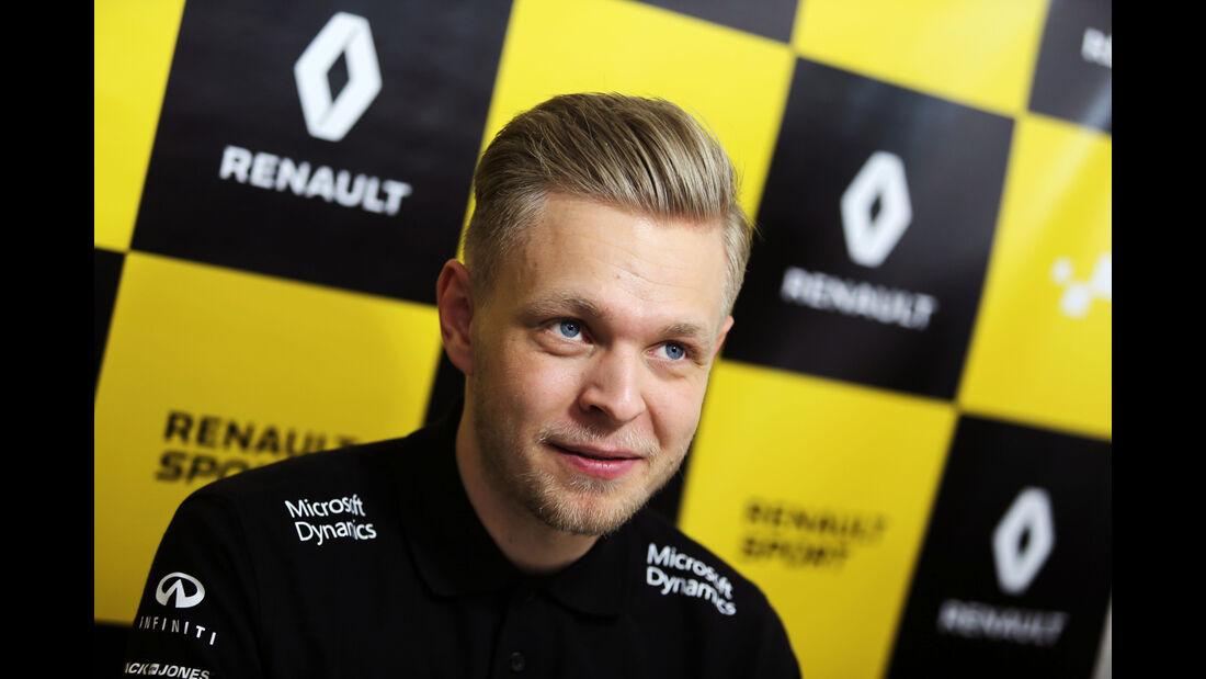 Kevin Magnussen - Formel 1 - 2016