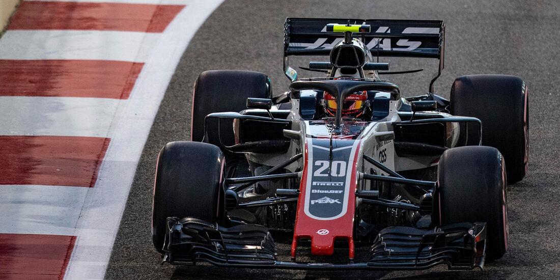 Kevin Magnussen - Formel 1 - GP Abu Dhabi 2018
