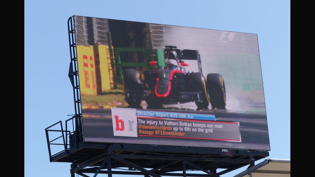 Kevin Magnussen - Formel 1 - GP Australien 2015