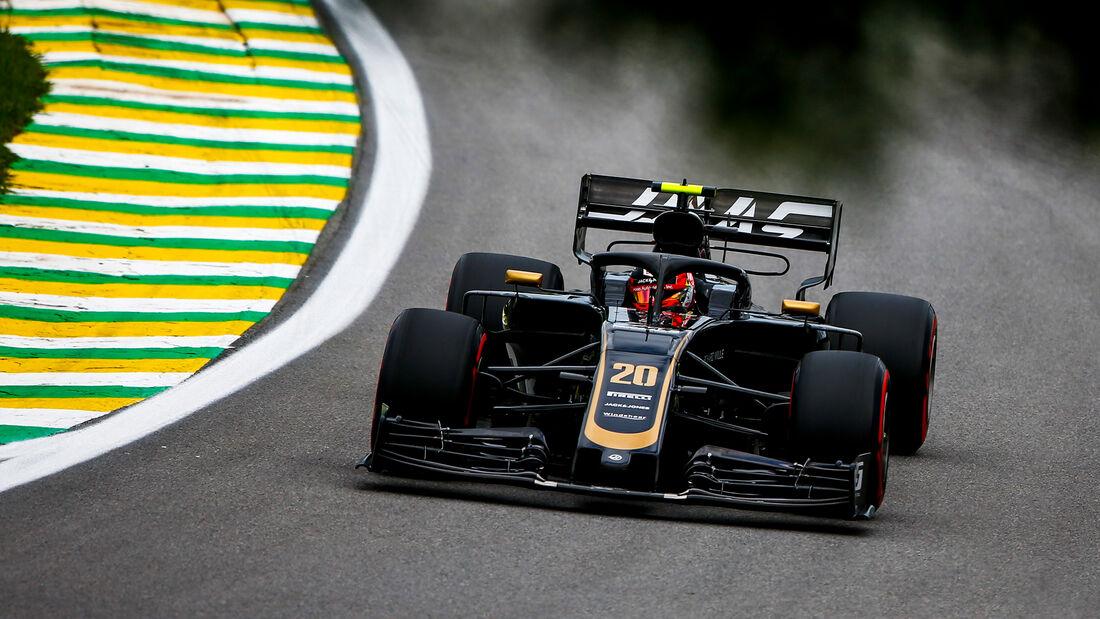 Kevin Magnussen - Formel 1 - GP Brasilien 2019
