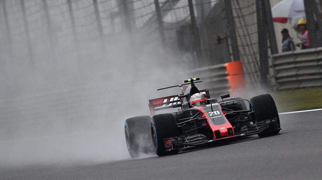 Kevin Magnussen - Formel 1 - GP China 2017 - Shanghai - 7.4.2017