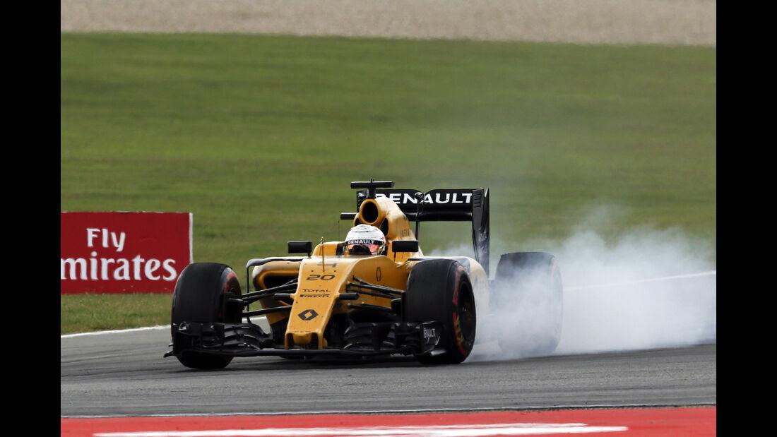 Kevin Magnussen - Formel 1 - GP Deutschland 2016