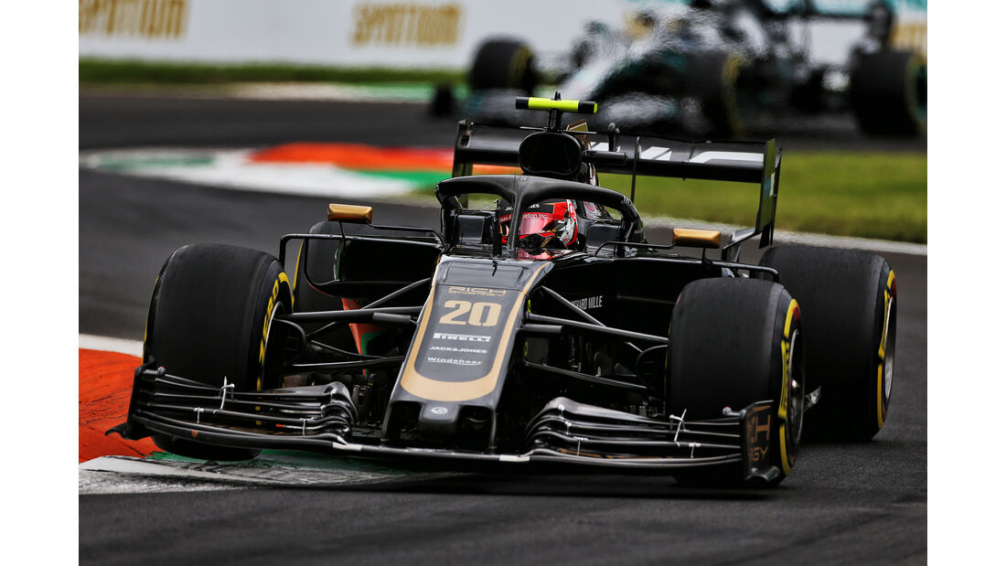 Kevin Magnussen - Formel 1 - GP Italien 2019