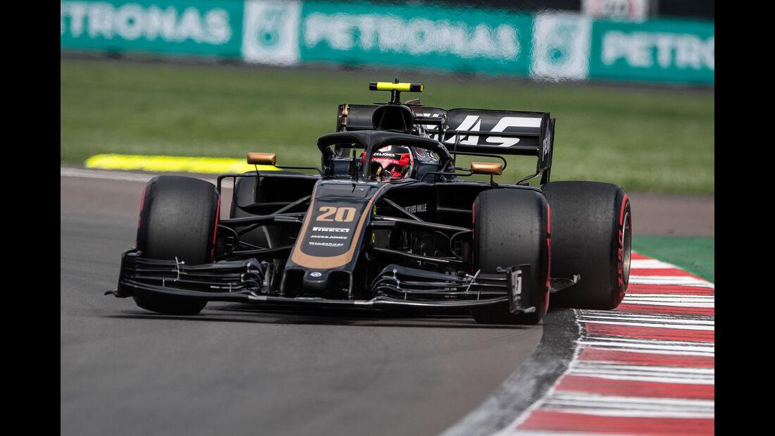 Kevin Magnussen - Formel 1 - GP Mexico 2019