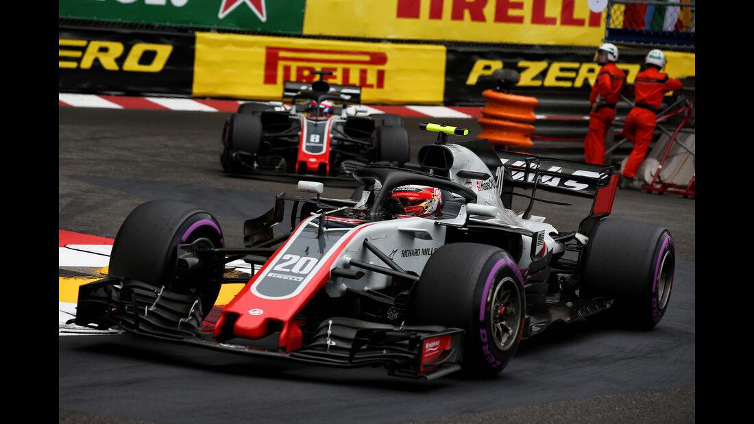 Kevin Magnussen - Formel 1 - GP Monaco 2018