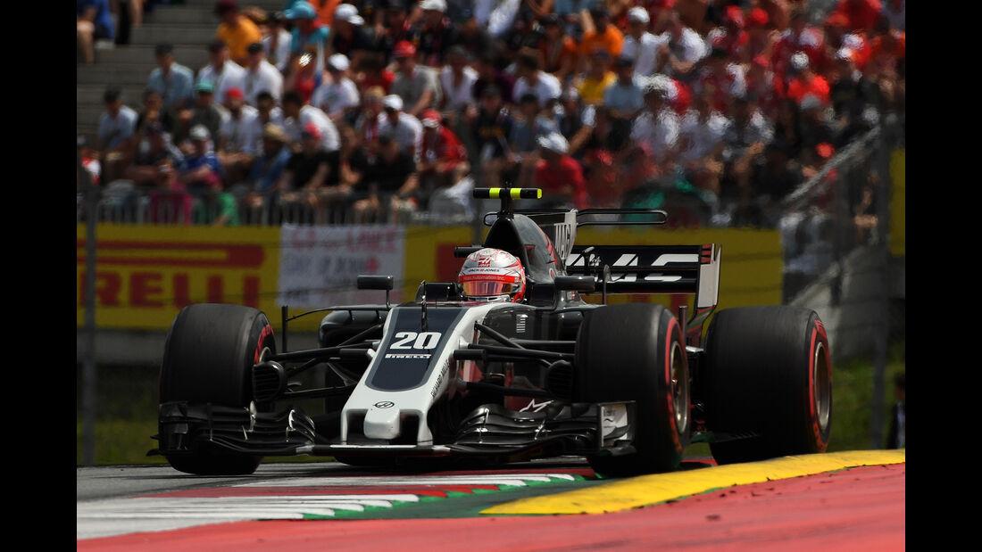 Kevin Magnussen - Formel 1 - GP Österreich 2017