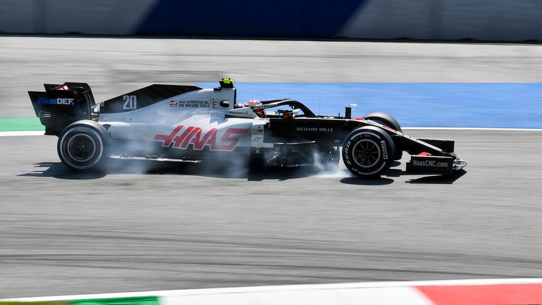 Kevin Magnussen - Formel 1 - GP Steiermark - Österreich - 2020