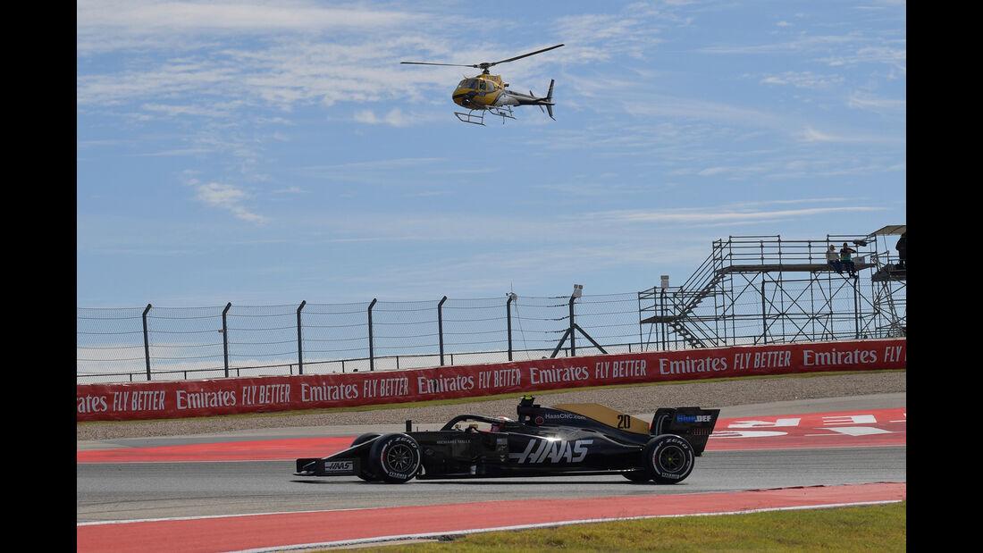 Kevin Magnussen  - Formel 1 - GP USA 2019