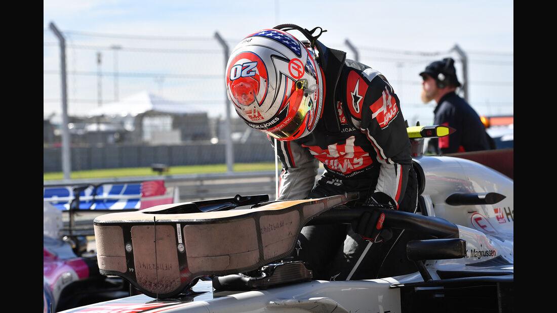 Kevin Magnussen - Formel 1 - GP USA - Austin - 2018