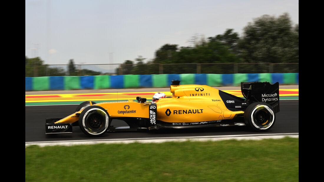 Kevin Magnussen - Formel 1 - GP Ungarn 2016