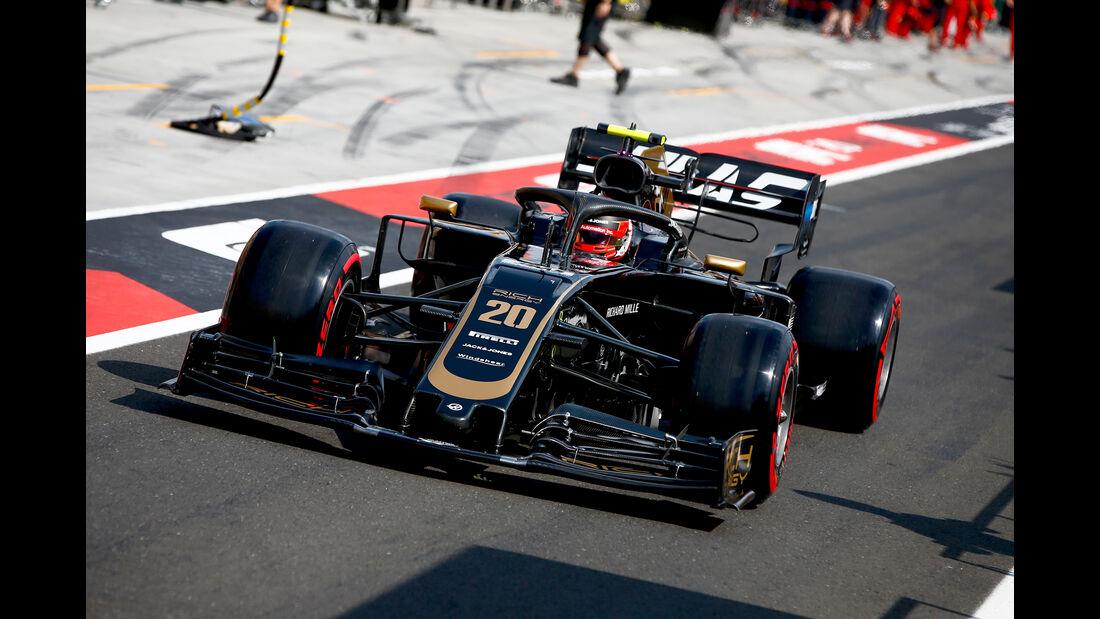 Kevin Magnussen - Formel 1 - GP Ungarn 2019