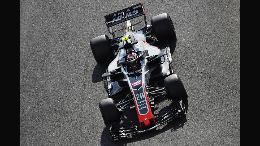 Kevin Magnussen - GP Abu Dhabi 2018