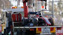 Kevin Magnussen - GP Australien 2015