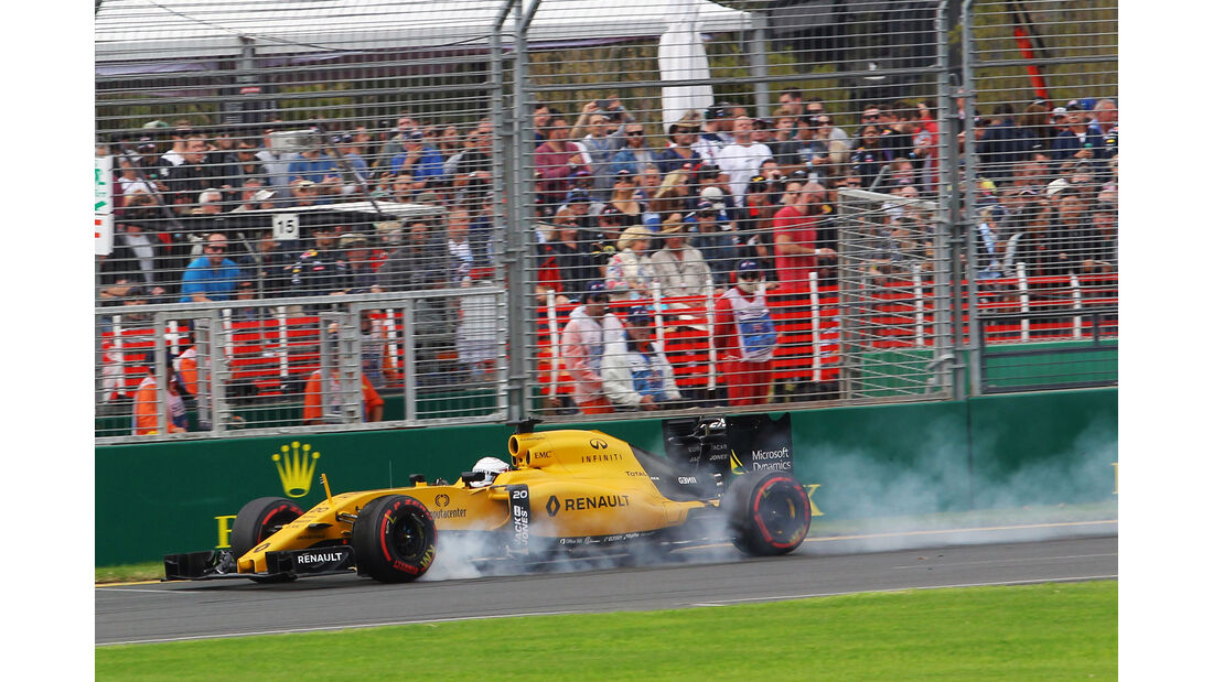 Kevin Magnussen - GP Australien 2016