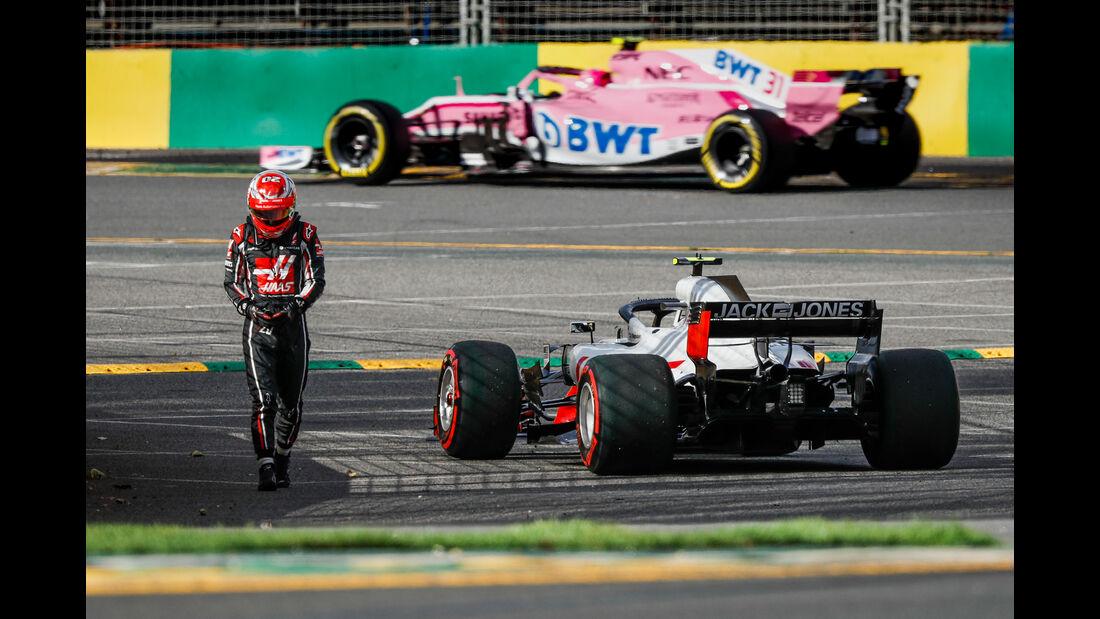 Kevin Magnussen - GP Australien 2018