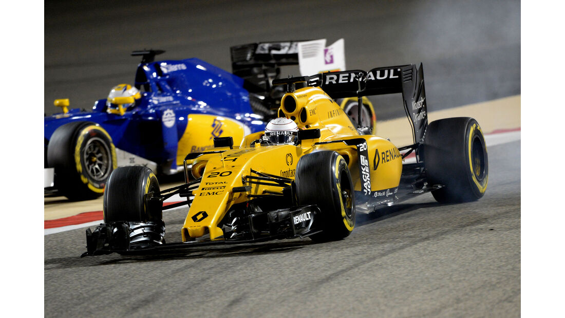 Kevin Magnussen - GP Bahrain 2016