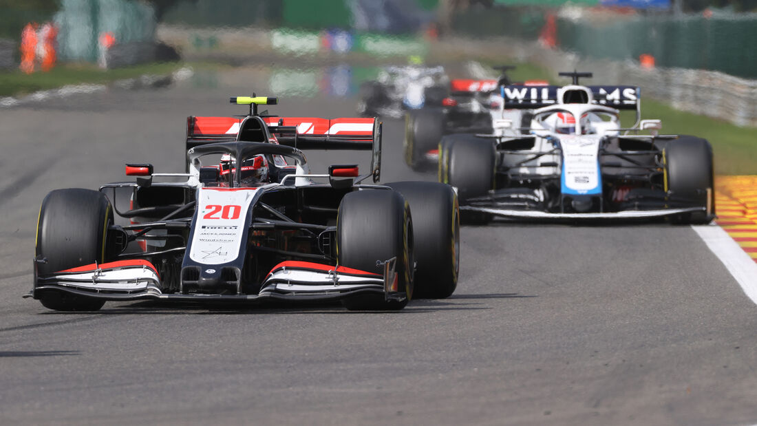 Kevin Magnussen - GP Belgien 2020