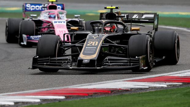 Kevin Magnussen - GP China 2019
