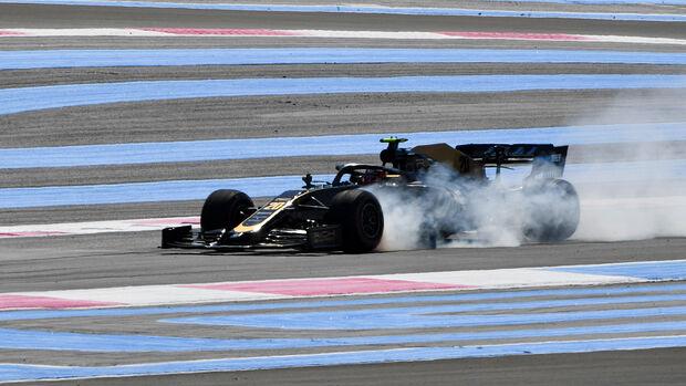 Kevin Magnussen - GP Frankreich 2019