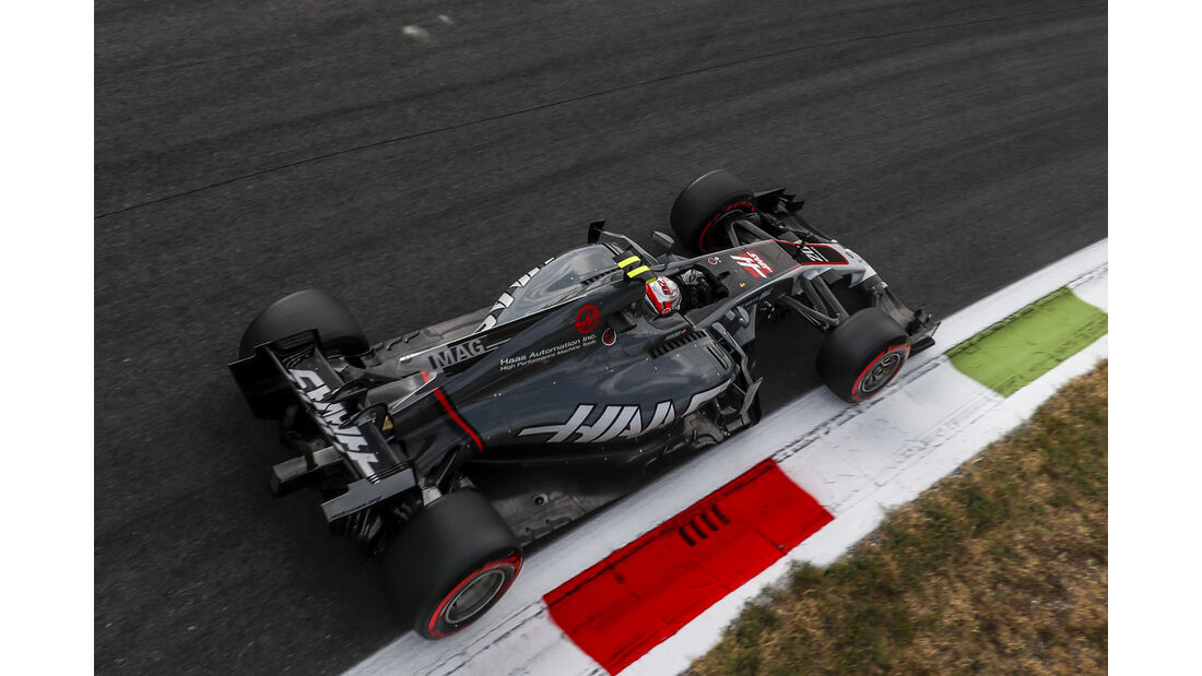 Kevin Magnussen - GP Italien 2017