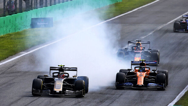 Kevin Magnussen - GP Italien 2019