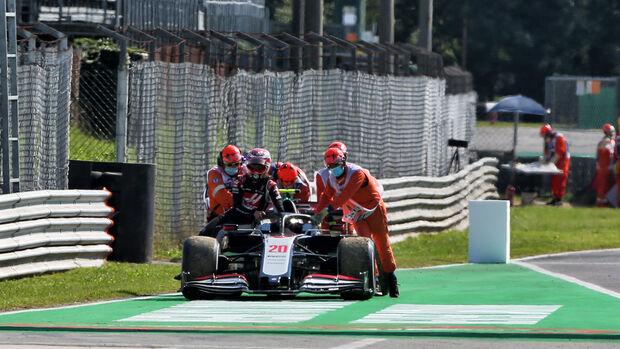 Kevin Magnussen - GP Italien 2020