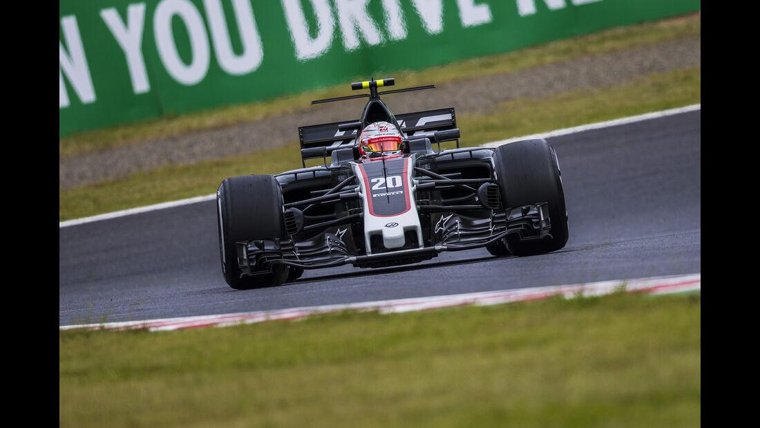 Kevin Magnussen - GP Japan 2017
