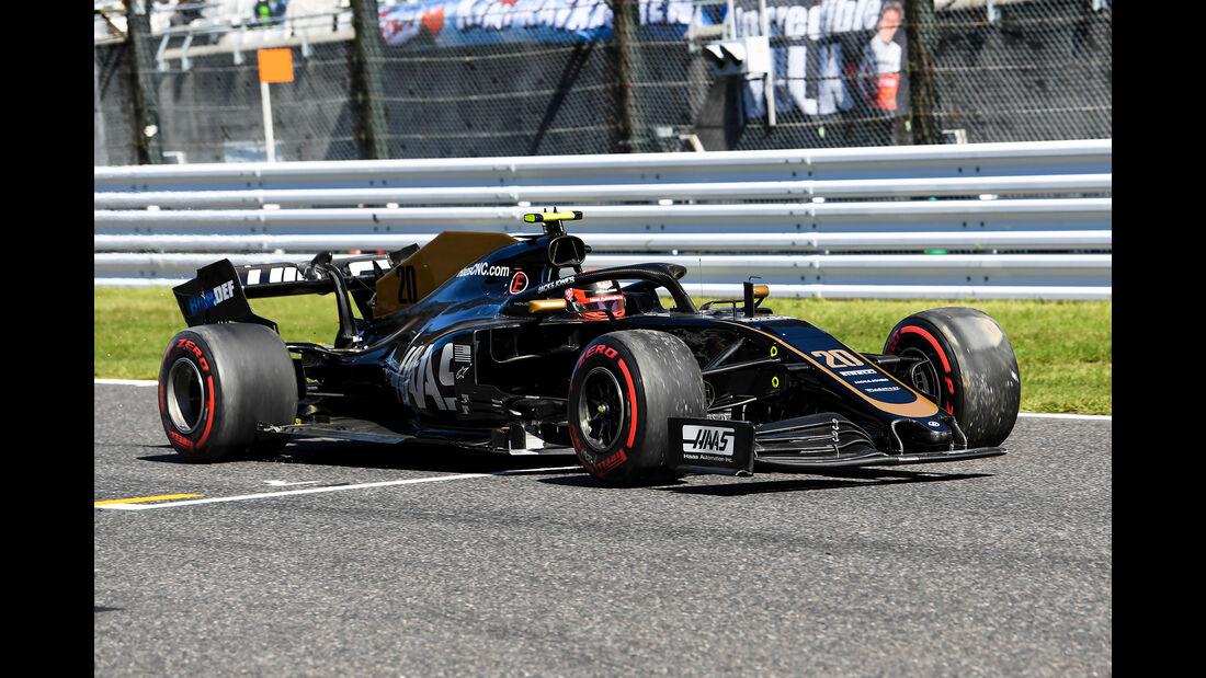 Kevin Magnussen - GP Japan 2019