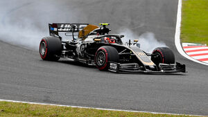 Kevin Magnussen - GP Japan 2019