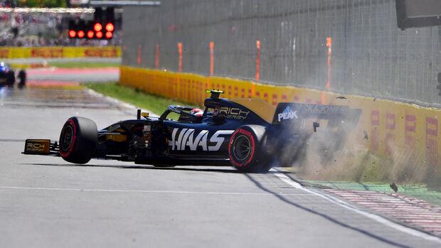 Kevin Magnussen - GP Kanada 2019