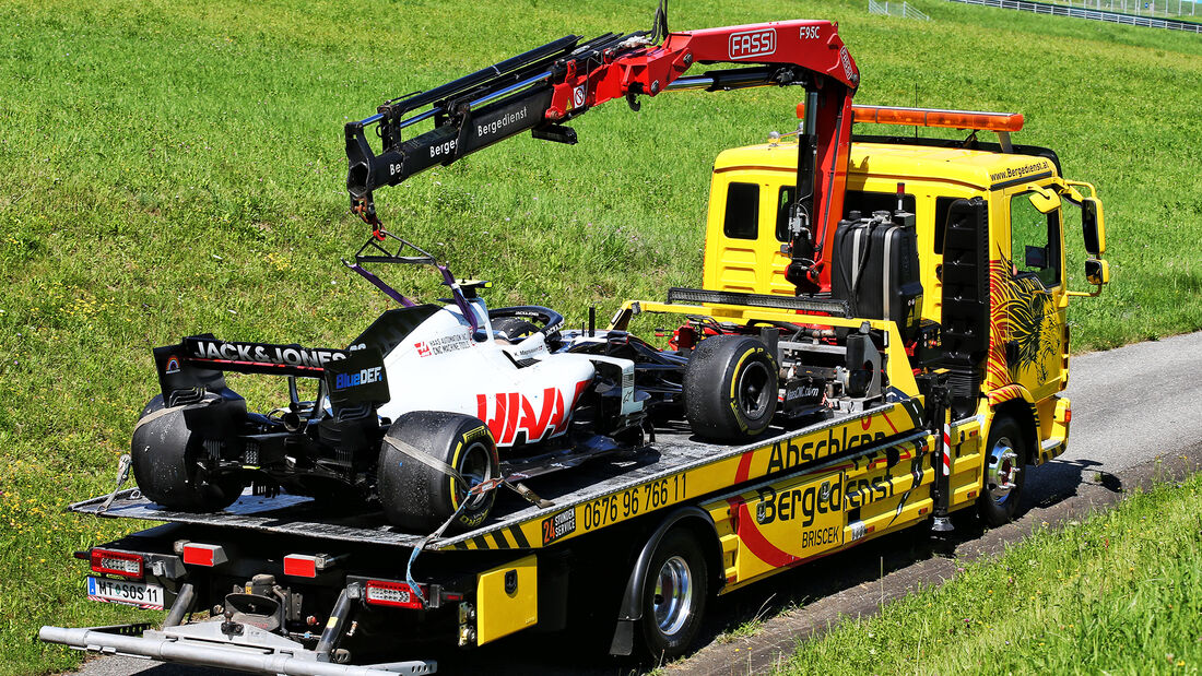Kevin Magnussen - GP Österreich 2020
