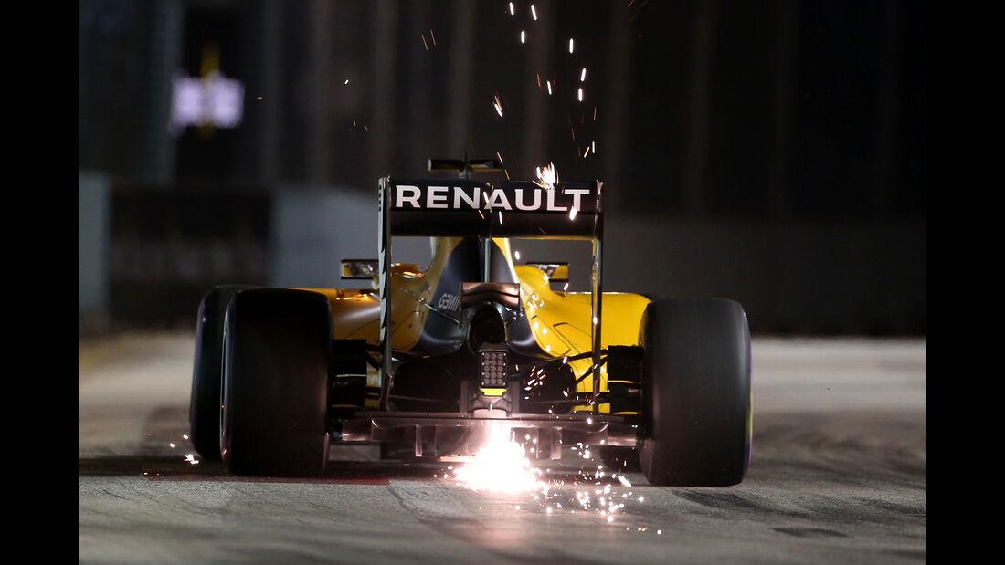 Kevin Magnussen - GP Singapur 2016