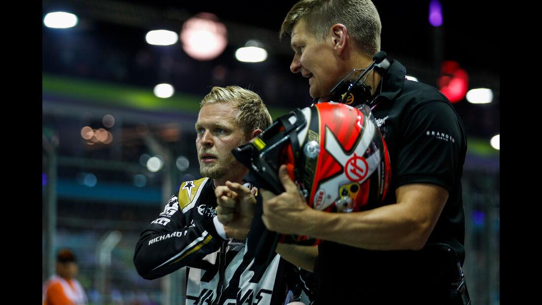 Kevin Magnussen - GP Singapur 2019