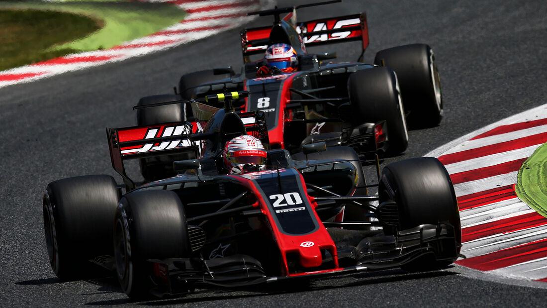 Kevin Magnussen - GP Spanien - Formel 1 - 2017